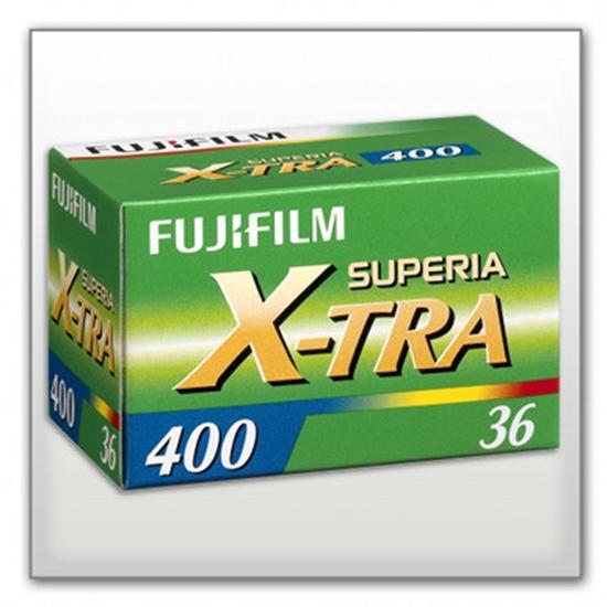 Afbeelding van Fuji Kleinbeeld Superia Xtra 400 135-36 art.nr. 11166416