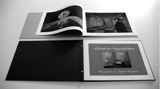 Afbeelding van Hahnemuehle A4 Photo Rag Duo Albumbladenset 276 gr art.nr. 64118