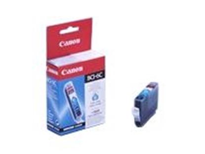 Afbeelding van Canon Inkt BCI-6C Cyan art.nr. 410584205