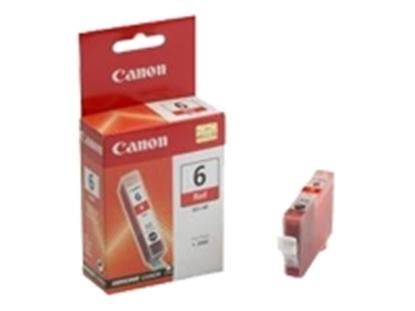 Afbeelding van Canon Inkt BCI 6R Ink Red art.nr. 410909998