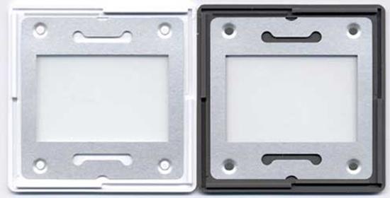 Afbeelding van Gepe Diaramen 24x36 3mm met Anti Newton glas 20 stuks Gepe nr. 2004 art.nr. 68049
