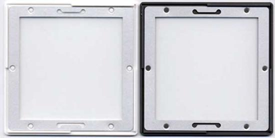 Afbeelding van NML Gepe Diaramen 60x60 3mm met Anti Newton glas 20 stuks Gepe nr. 2601 art.nr. 51094