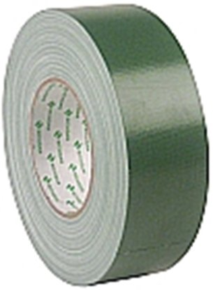 Afbeelding van Gaffer Tape Groen 50mm x 50 mtr.  art.nr. 96355