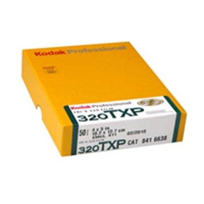 Afbeelding van Kodak Vlakfilm Tri-X 320 TXP 4x5 inch 50 vel zwartwit art.nr. 7307
