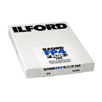 Afbeelding van Ilford Vlakfilm zwartwit FP4 Plus 9x12 25 vel art.nr. 1678361