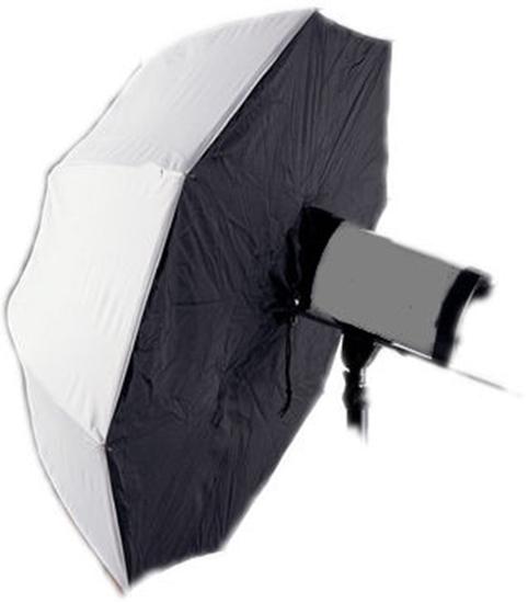 "Afbeelding van Qihe Flits Paraplu Softbox 100cm 40"" art.nr. 22450"