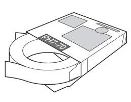 Afbeelding van PH7-70 Zuurvrije dubbelzijdige tape 12mm x 30 mtr art.nr. 240196030