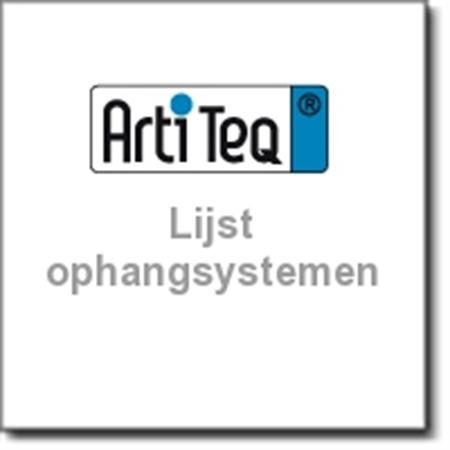 Afbeelding voor categorie Lijst ophangsysteem