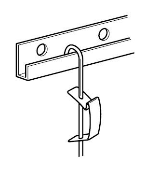 Afbeelding van Arti Teq Schuifveer type 9.4170 Uitsluitend geschikt voor 3 mm stangen art.nr. 26697