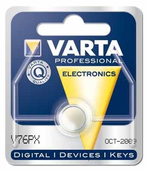 Afbeelding van Varta batterij V76PX SR44 1,5V art.nr. 80119