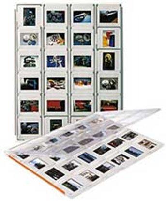 Afbeelding van Archivtechnik Kunze Journal Diaopbergcassette J-24 5x5 per stuk art.nr. 50732
