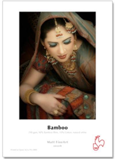 Afbeelding van Hahnemuehle Bamboo 290 gr. A2 25 vel.  Natuurwit mat. art.nr. 44488
