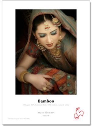 Afbeelding van Hahnemuehle Bamboo 290 gr. A4 25 vel.  Natuurwit mat. art.nr. 44867