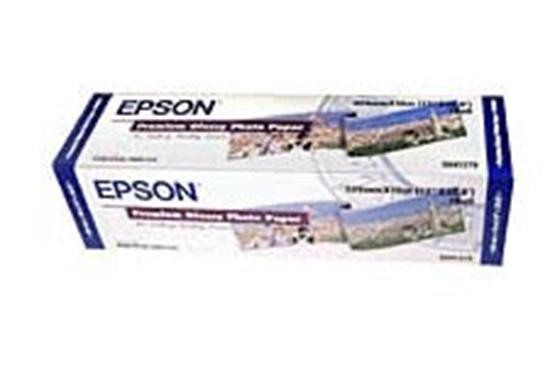 Afbeelding van Epson Premium Glossy Photo Paper 255gr 32,9cm x 10mtr C13S041379 art.nr. 410537231