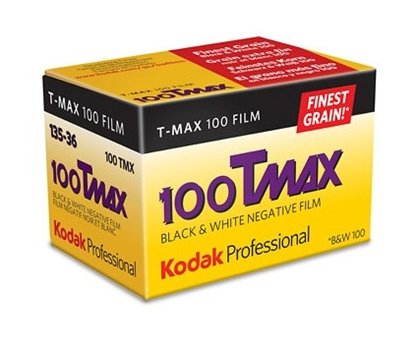 Afbeelding van Kodak Kleinbeeld T-Max 100 TMX 135-36 art.nr. 8532848