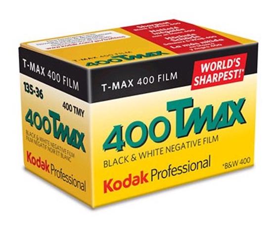 Afbeelding van Kodak Kleinbeeld T-Max 400 TMY 135-36 art.nr. 2887