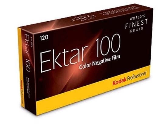 Afbeelding van Kodak Rolfilm Ektar 100 120 5 PACK art.nr. 47900