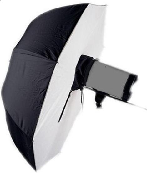 Afbeelding van Qihe Flits Paraplu Brolley 100cm art.nr. 9750255