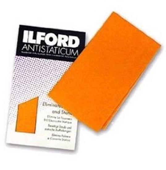 Afbeelding van Ilford anti statische doek oranje art.nr. 1203547