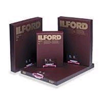 Afbeelding van Ilford Bariet MGW.24K 30,5x40,6 cm 50 vel Multigrade Fiber Warmtone Halfmat art.nr. 3000