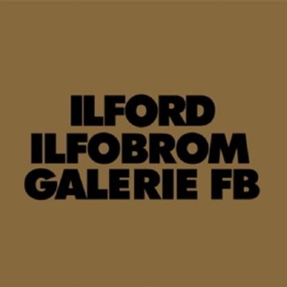 Afbeelding van Ilford Ilfobrom Galerie FB IG.1K 24.0 x 30,5 cm Gradatie 3, 50 vel Glans art.nr. 619130916