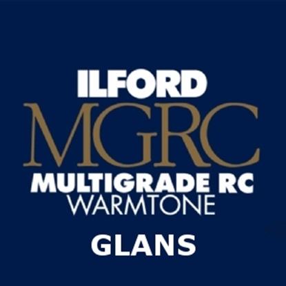 Afbeelding van Ilford MGT.1M 17,8x24 cm 100 vel Multigrade Warmtone Glans art.nr. 1902266