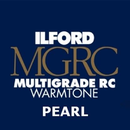 Afbeelding van Ilford MGT.44M 17,8x24 cm 100 vel Multigrade Warmtone Parelglans art.nr. 1902486
