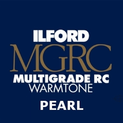 Afbeelding van Ilford MGT.44M 20,3x25,4 cm 100 vel Multigrade Warmtone Parelglans art.nr. 1902523