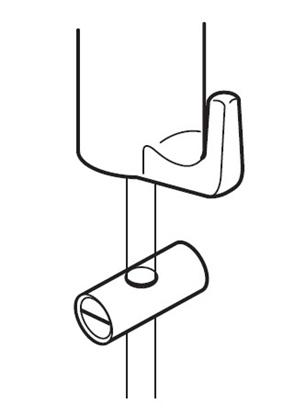 Afbeelding van Arti Teq Beveiligingsnippel type 9.4211 art.nr. 11352