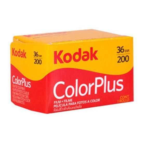 Afbeelding van Kodak Kleinbeeld Colorplus 200 135-36 art.nr. 72585