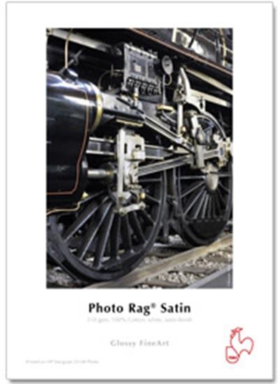 Afbeelding van Hahnemuehle Photo Rag Satin A4 25 vel 310gr Zijdeglans art.nr. 619131004