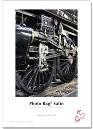 Afbeelding van Hahnemuehle Photo Rag Satin A2 25 vel 310gr Zijdeglans art.nr. 619131048