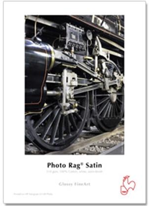 Afbeelding van Hahnemuehle Photo Rag Satin 24 inch x 12 mtr. ROL 310gr Zijdeglans art.nr. 619131050