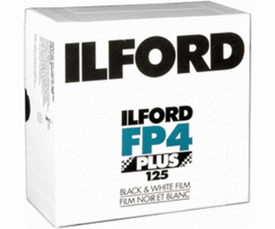 Afbeelding van Ilford Kleinbeeld FP4 Plus 35 mm x 17 mtr. art.nr. 1649725