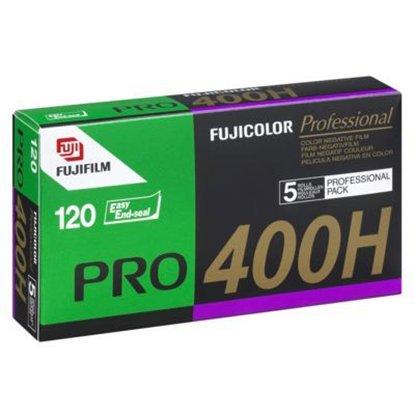 Afbeelding van Fuji Fujicolor Pro 400 H 120 5 PACK art.nr. 22580210
