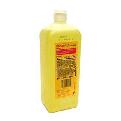 Afbeelding van Kodak HC110 Developer liquid 1 liter concentraat art.nr. 5010541