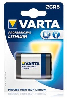 Afbeelding van Varta Professional Lithium 2CR5 6V art.nr. 19950