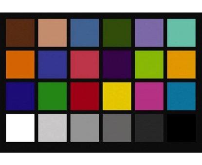 Afbeelding van B.I.G. Callibratie Kleurenkaart 13x18cm incl. CD art.nr. 56540