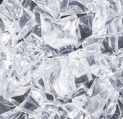 Afbeelding van Kunststof ijsblokjes 38mm groot 740ml art.nr. 73840