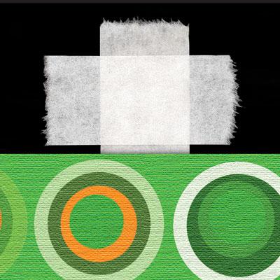 Afbeelding van Lineco Abaca papieren plakband 32mm x 45,7mtr art.nr. 1134467