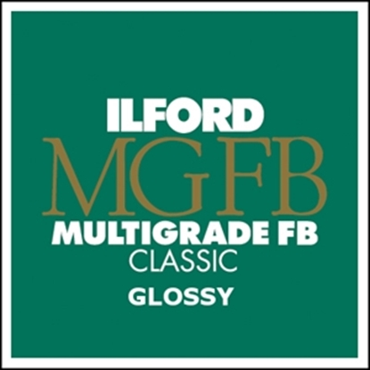 Afbeelding van Ilford Bariet MGFB1K 24x30,5 cm 10 vel Classic Fiber Glans art.nr. 6004720