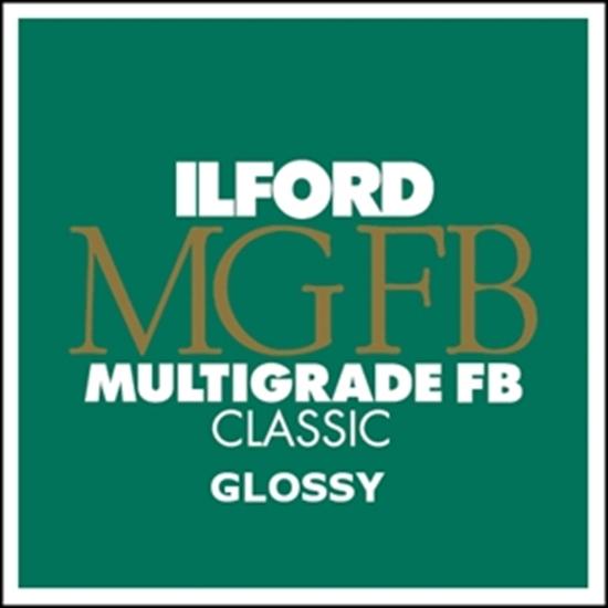 Afbeelding van Ilford Bariet MGFB1K 24x30,5 cm 50 vel Classic Fiber Glans art.nr. 1833535