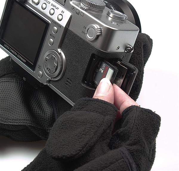 Afbeelding van Kaiser Foto Handschoen maat XL 6374 art.nr. 3160001