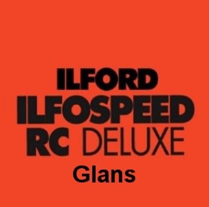 Afbeelding van Ilford Ilfospeed RC IS.1M 20.3 x 25.40 cm 100 vel Gradatie 2 Glans art.nr. 619130825