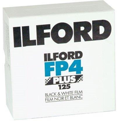 Afbeelding van Ilford Kleinbeeld FP4 Plus 35 mm x 30,5 mtr. art.nr. 1649734
