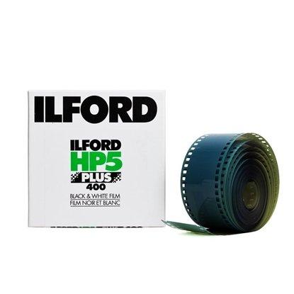 Afbeelding van Ilford Kleinbeeld HP5 Plus 35 mm x 17 mtr. art.nr. 21618