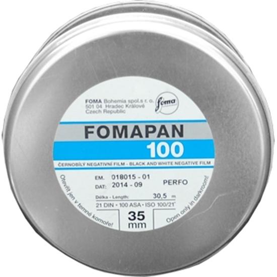 Afbeelding van Fomapan 100 Classic kleinbeeld 30,5mtr. art.nr. 2448
