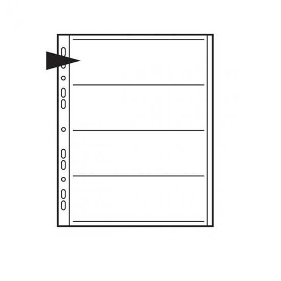 Afbeelding van Kenro negatief bladen 6x6 120 acetaat 100 vel. Kenro nr. KNF16 art.nr. 32707