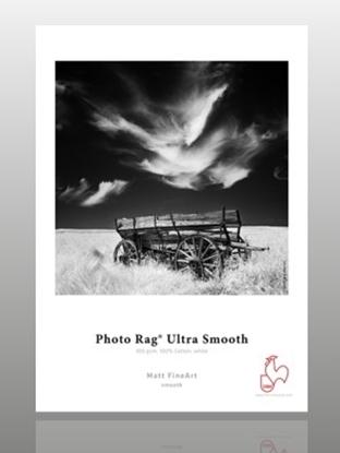 Afbeelding van Hahnemuehle Fine Art Photo Rag Ultra Smooth 305 gr A3 Plus 25 vel art.nr. 21527