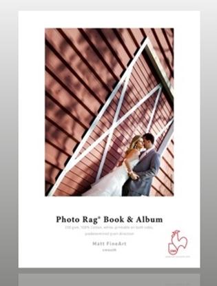 Afbeelding van Hahnemuehle Photo Rag Book and Album 220 gr A4 25 vel Mat art.nr. 3471